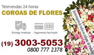 Coroa de Flores Santa Gertrudes