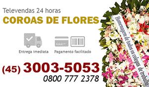 Coroa de Flores Toledo