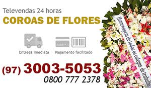 Coroa de Flores Tabatinga
