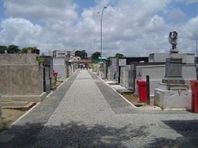 Floricultura Cemitério de Casa Amarela