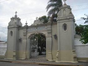 Floricultura Cemitério de Paquetá