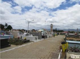 Floricultura Cemitério Municipal Cunha - SP