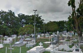 Floricultura Cemitério Municipal Santa Helena Sete Lagoas - MG