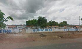 Floricultura Cemitério Municipal São Benedito Guararema - SP