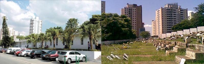 Cemitério de Santana Chora Menino