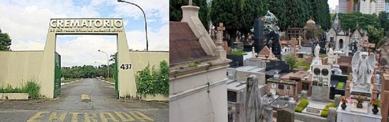 Cemitério e Crematório Vila Alpina