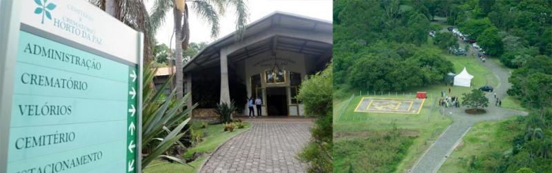 Cemitério Horto da Paz Itapecerica da Serra