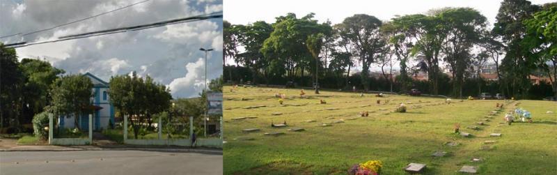 Cemitério Nossa Senhora de Bonsucesso Guarulhos