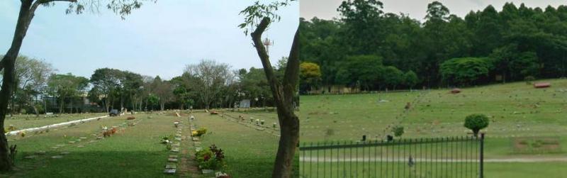 Cemitério Parque Jardim das Primaveras I Guarulhos