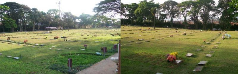 Cemitério Parque Jardim das Primaveras II Guarulhos