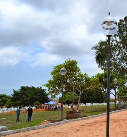 Floricultura Cemitério Municipal Campo da Saudade Açailândia – MA