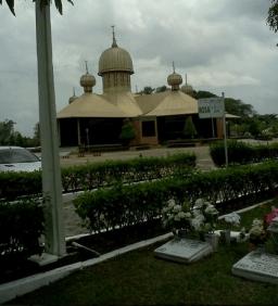 Floricultura Cemitério Parque Recanto da Saudade – Ananindeua