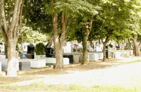 Floricultura Cemitério Colônia Paraíso São José dos Campos/SP