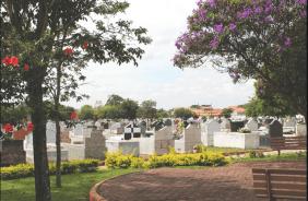 Floricultura Cemitério Municipal Centro São José dos Campos – SP