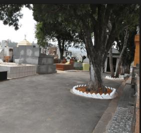 Floricultura Cemitério Municipal de Mairiporã – SP