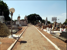 Floricultura Cemitério Municipal Ribeirão Pires - SP