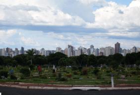 Floricultura Cemitério Municipal Campo do Bom Pastor