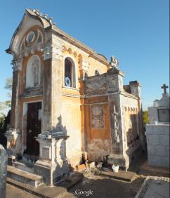 Floricultura Cemitério Cemitério Municipal Santa Maria - RS
