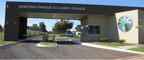 Floricultura Cemitério Parque de Campo Grande – MS