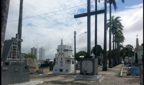 Floricultura Cemitério Monte Santo Campina Grande – PB