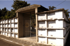 Floricultura Cemitério Israelita de Cubatão - SP