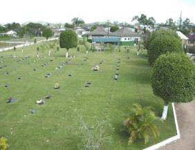 Floricultura Cemitério Parque Memorial das Rosas Ubá - MG