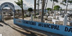 Floricultura  Cemitério Municipal da Consolação Eunápolis – BA