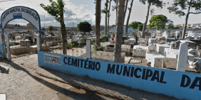 Floricultura Cemitério Municipal de  Américo de Campos - SP