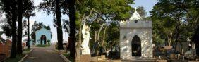 Floricultura Cemitério Municipal de Cristais Paulista - SP