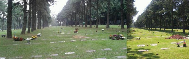 Cemitério Jardim da Colina São Bernardo do Campo