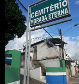 Floricultura Cemitério Morada Eterna São Lourenço da Mata - PE