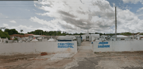 Floricultura Cemitério Municipal Jardim da Saudade Barcarena – PA