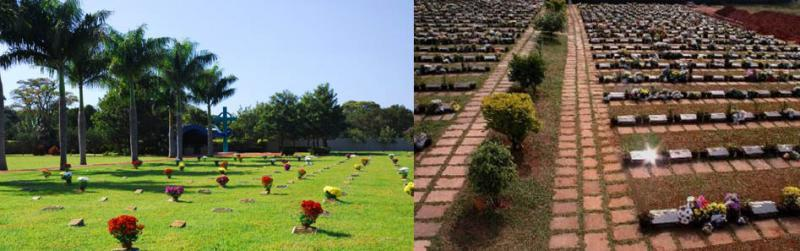 Cemitério Parque das Palmeiras Ferraz de Vasconcelos