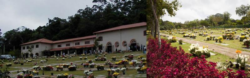 Cemitério Parque dos Ipês Itapecerica da Serra