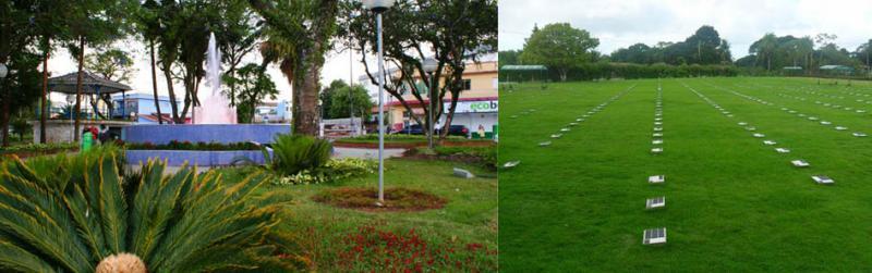 Cemitério Parque Pousada da Paz