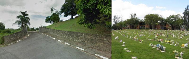 Cemitério Recanto do Silêncio Itapecerica da Serra