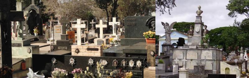 Cemitério São Salvador Mogi das Cruzes