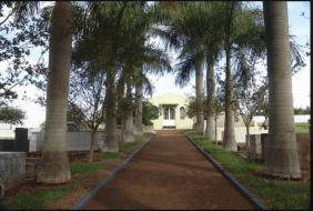 Floricultura Cemitério de Municipal Campo da Saudade Arandu – SP