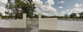 Floricultura Cemitério Municipal de Pedranópolis - SP