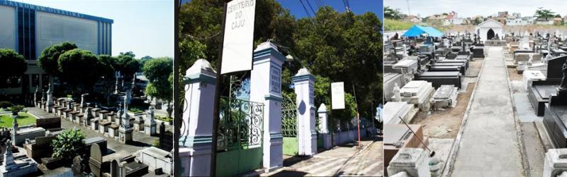 Cemitério do Cajú Rio de Janeiro/RJ