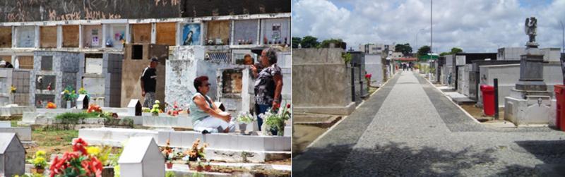 Cemitério Casa Amarela Recife/PE