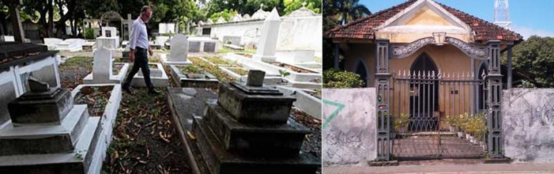 Cemitério dos Ingleses Recife/PE