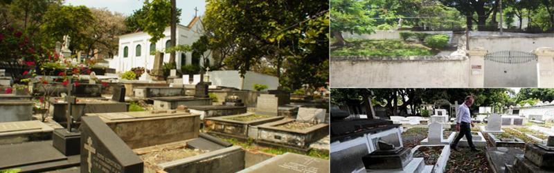 Cemitério dos Ingleses Rio de Janeiro/RJ