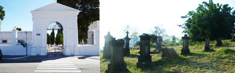 Cemitério  dos Protestantes Rio Grande do Sul/RS