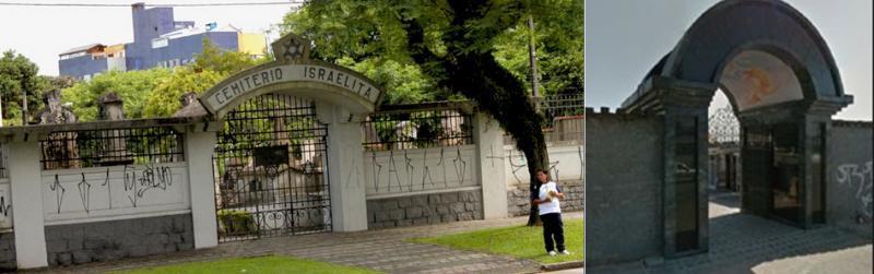 Cemitério Israelita de Umbará