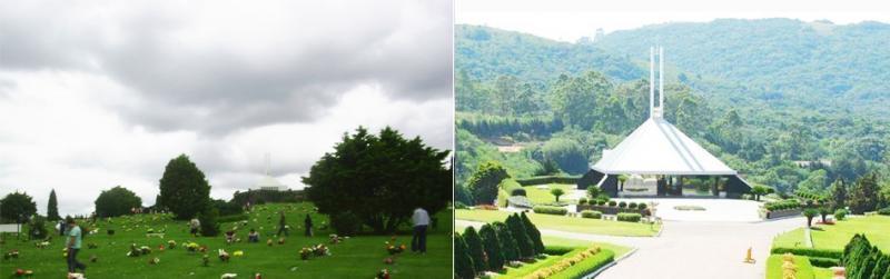 Cemitério Jardim da Paz Rio Grande do Sul/RS