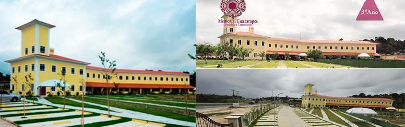 Cemitério Memorial dos Guararapes Recife/PE