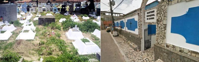 Cemitério Paroquial do Barro Recife/PE