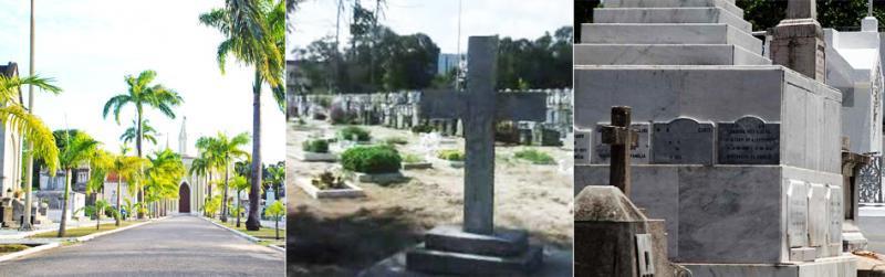 Cemitério Santo Amaro Recife/PE