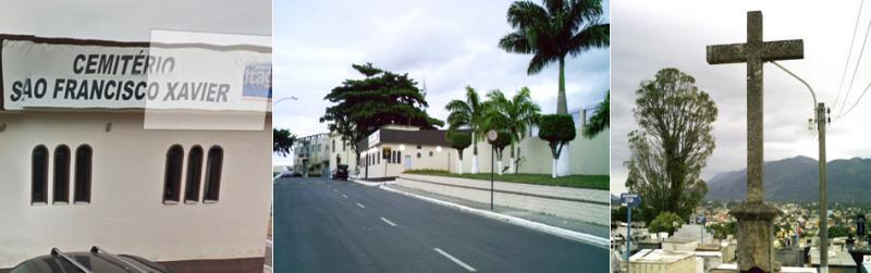 Cemitério São francisco Xavier ( Itaguai) Rio de Janeiro/RJ